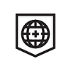 International Health Insurance Icon