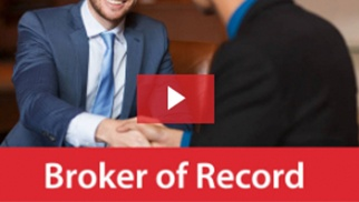 Insurance in 60 Seconds - Broker of Record